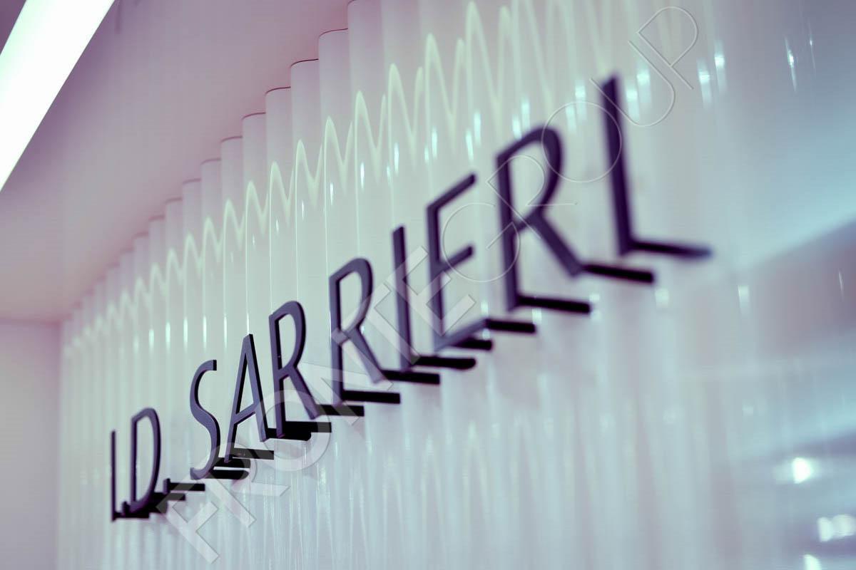ID Sarierri La Fayette PARIS - Mobila pentru magazin - Amenajare și mobilier spații comerciale