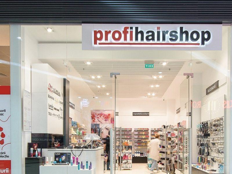 ProfiHairShop Vulcan - Mobila pentru magazin - Amenajare și mobilier spații comerciale