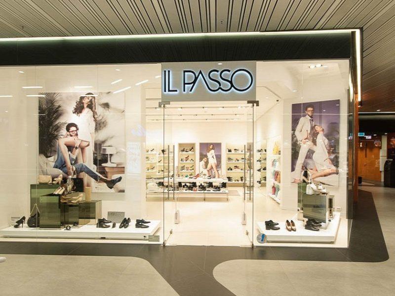 Il PAsso Promenada - Mobila pentru magazin - Amenajare și mobilier spații comerciale