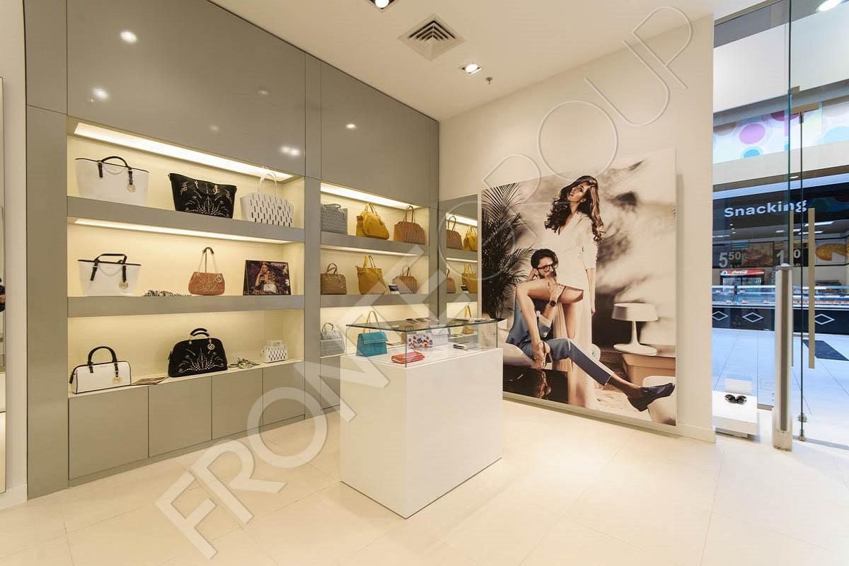 IL PASSO Feeria - Mobila pentru magazin - Amenajare și mobilier spații comerciale