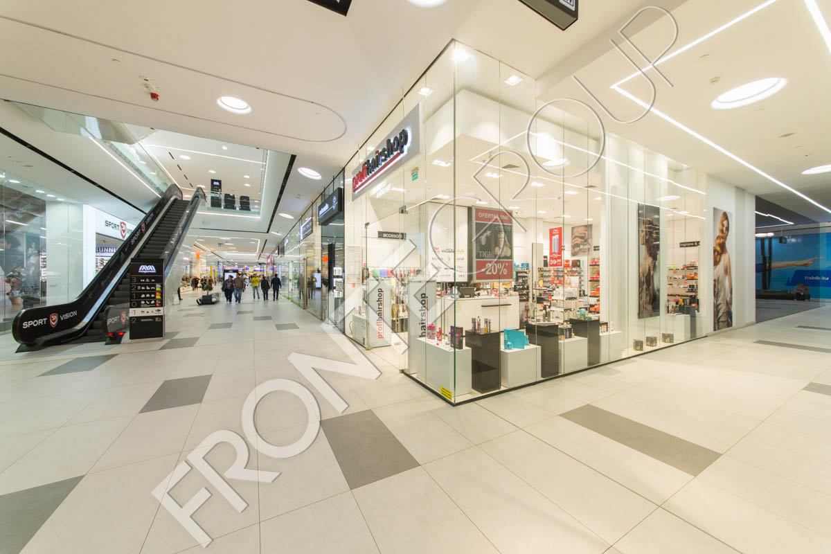 PROFIHAIRSHOP Mega Mall - Mobila pentru magazin - Amenajare și mobilier spații comerciale